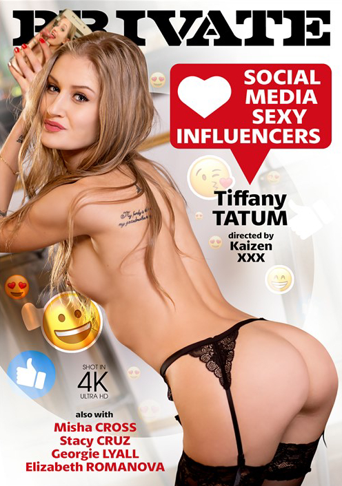 Social Media Sexy Influencers Porn Video Art