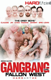Gangbang Girl Fallon West | Adult Rental