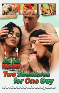 Two Shemales for One Guy | Adult Rental