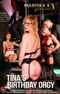 Tina's Birthday Orgy | Adult Rental