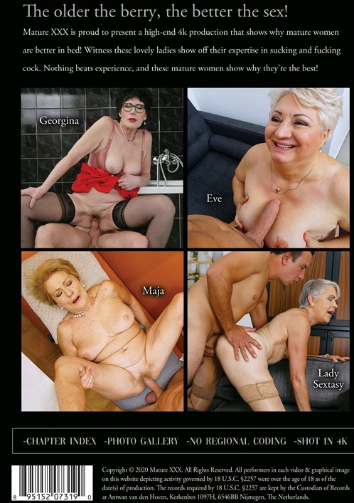 Mastery of the Mature Woman Porn Video Art