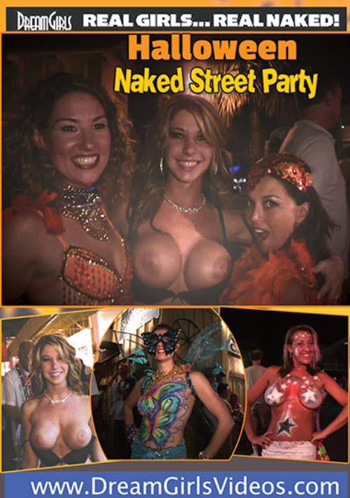 Halloween Naked Street Party Porn Video Art