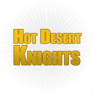 Hot Desert Knights
